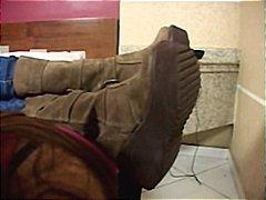 Ознаке: fetiš na stopala, fetiš, lizanje, pušenje kurca.