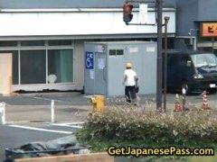 علامات: يابانيات, مجموعات, فتشية, نهود كبيرة.