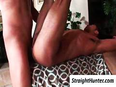 A couple of gay boys go in for some hot ass fucking in this clip.