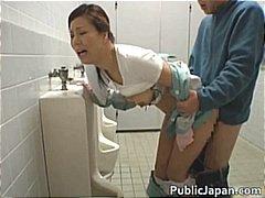 Tags: japāņi, aziātu, lūriķi, publiskais sekss.