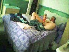 Ознаке: skrivena kamera, krevet, skrivena kamera, masturbacija.