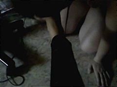 Ознаке: ženska dominacija, fetiš na stopala, amateri.