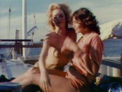 Retro groupsex on a yacht.