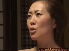 Hot mom mina toujou is fucked hard part1.