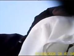 Ознаке: vojadžer, skrivena kamera, kratka suknja.