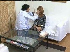 Žymės: japonės, azijietės, kinietės, spermos šaudymas.
