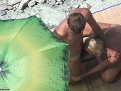Oznake: amaterji, na plaži.