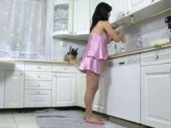 Etiketler: mutfak, boşalma, çift, fetiş.