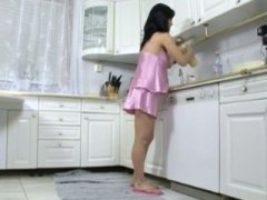 Tag: dapur, pancut di muka, pasangan, pemujaan.