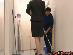 Ai haneda asian teacher gets a hard part5.