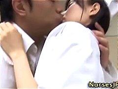 टैग: नर्स, बालों वाली, डाक्टर, जापानी.