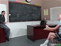 Etiketler: öğretmen, genç, genç, oral seks.