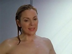 Kim cattrall - sex and city.