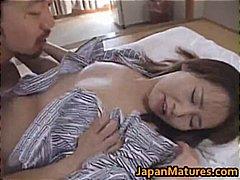 علامات: يابانيات, نهود كبيرة, بنات جميلات, خبيرات.