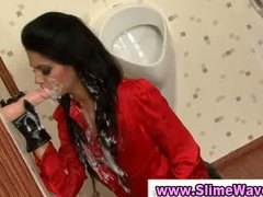 Tag: gadis, pemujaan, lubang glory, mandi air mani.