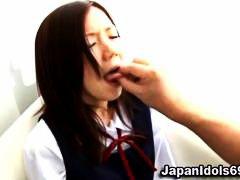 Žymės: japonės, azijietės, japonės, liežuvis.