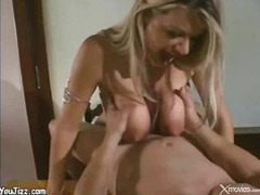 Big tits vicky vette is a real slut.