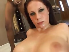 Guys blow loads on gianna michaels.
