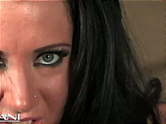 Jayden jaymes has her first rocker orgasm!.