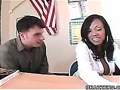 Brazzers  big tits at school lacey duvalle .