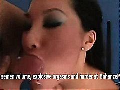 Tags: saliktie video, ejakulācijas tuvplāns.