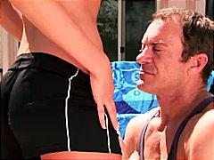 Tags: masturbācija, orālais sekss, tīņi, baseinā.