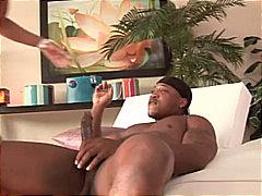 Žymės: pora, juodaodės, oralinis seksas.
