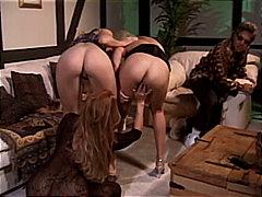 Oznake: analno, strapon dildo, lizanje anusa, lezbijka.