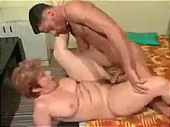 Fucking horny granny.