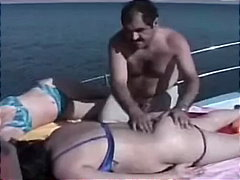 Sex on a boat bitches!.