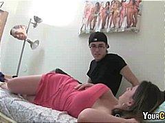 标签: 业余自拍, 三人性爱, 前女友, 大学宿舍.