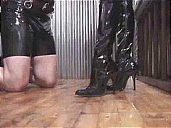 Taggar: dominant kvinna, ansikte, fetisch, bisarra.