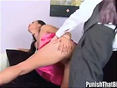 Deep anal punishment fro sandra romain.
