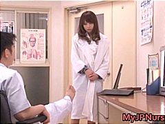 Oznake: medicinska sestra, azijati, dlakavi, japanski.