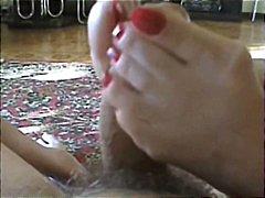 Tags: ոտքերի ֆետիշ, գուլպա, սիրողական.