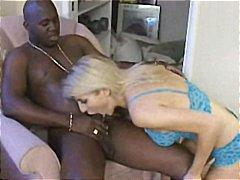 Tags: interracial, blonde.
