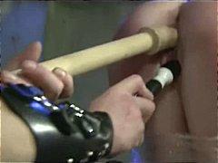 Тагови: удирање по газето, секс играчка, мазохизам.