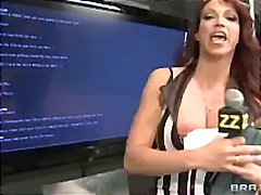 Brazzers live show 23 with nicki hunter, claire dames, eva angelina, cytherea.