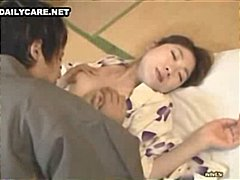 Horny japanese men licking and toying innocent asian slits.