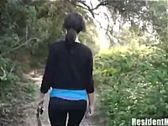 Fucking Milf In The Woods