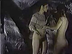 태그: 엉덩이 때리기, 빈티지.