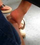 Tags: ոտքերի ֆետիշ, թաքնված տեսախցիկ, սիրողական.