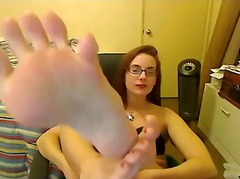 Ознаке: amateri, fetiš na stopala.