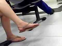 Ознаке: fetiš na stopala, latinske ribe, amateri.