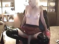Roxy rivers vintage clips.