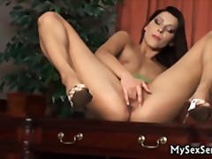 Cindy hope fucking her self.