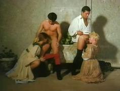 Ознаке: analni sex, trougao.