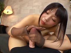Žymės: kojinės, ji smauko, azijietės.