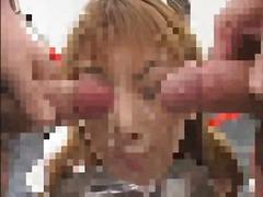 टैग: वीर्य निकालना, चेहरे का, एशियन.
