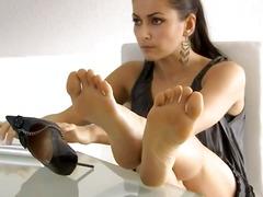 टैग: पैरों की कामुकता, आकर्षक महिला.